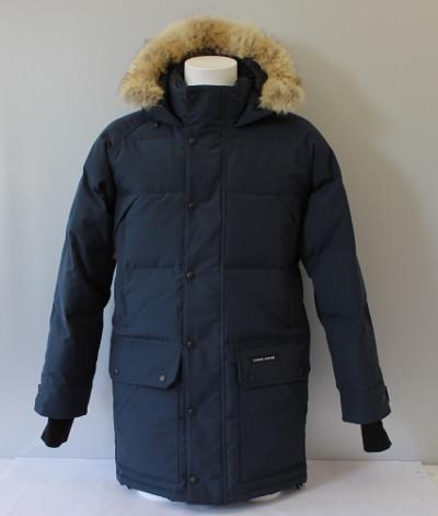 Canada Goose Emory Herren Parka Daunenjacke Winter Jacke